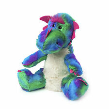 COZY PLUSH Microwavable - heatable Rainbow Dragon Soft Scented toy INTELEX