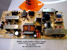 Philips 32HF7544D/27 Power Supply 312213723171 / 312213332806 / PLCD190P1