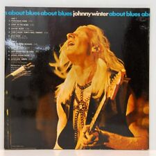 Johnny Winter         About Blues        Bellaphon        NM  # T