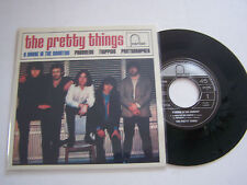 EP 4 TITRES VINYLE 45 T . THE PRETTY THINGS , A HOUSE IN . EX  / EX . NORTON 505