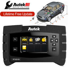Autek IFIX919 Full System OBD2 Diagnostic Scanner ABS SRS SAS EPB BCM Scan Tools