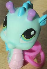 Littlest Pet Shop LPS #1398 Seahorse With Bucket
