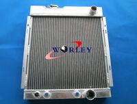 For FORD MUSTANG V8 289 302 WINDSOR 1964 1965 1966 ALUMINUM RADIATOR