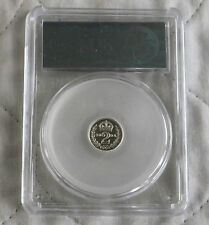 More details for 2004 maundy silver proof two pence slabbed cgs 98