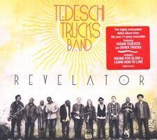 TEDESCHI TRUCKS BAND CD - REVELATOR (2011) - NEW UNOPENED