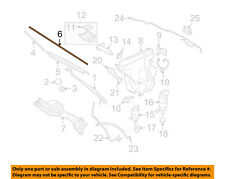 JAGUAR OEM 03-08 S-Type Wiper Washer-Windshield-Wiper Blade Insert Left C2C25330