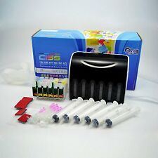 cis FOR EP R265 R360 R285 RX560 RX585 RX685 P50 delux Continuous ink system CISS