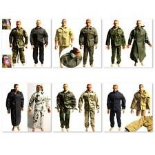 Lot 5pcs GI JOE Soldier 1/6 Custom Clothes Dress for 12'' Dragon BBI Doll Rare