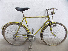 "VELO ANCIEN DE VILLE LEGNANO ""COLLECTION RANDONNEUSE"" / VINTAGE BIKE CAMPAGNOLO"