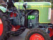 Ölfilter Umbausatz Traktor FENDT F15 MWM Motor KD 415 KD 615 KD 215