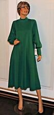 Vintage Miss Elaine Pull Over Style 87284 House Dress Large