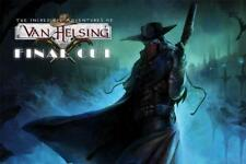 Van Helsing Final Cut PC Steam Code NEW Download Fast Region Free Incredible