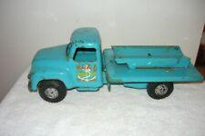 Buddy L Dock Co Marine Supplies Truck 1950's VERY RARE Marina