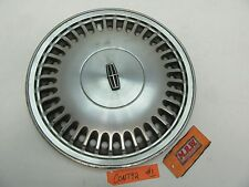 HUB CAP WHEEL COVER RIM SPARE 15 INCH 36 FINS LINCOLN CONTINENTAL TOWN CAR #1