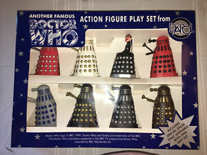 Doctor Who Dalek DAPOL Figure Set