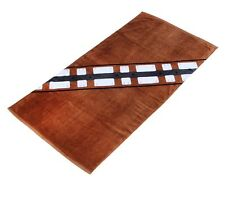 Star Wars Cotton Chewbacca Bath Towel - Chewy Beach Towel - Officially Licensed