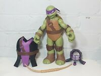 2013 GIANT TEENAGE MUTANT NINJA IN TRAINING TURTLE DONATELLO COMPLETE TMNT