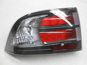 NON-US Market OEM 2007 2008 Acura TL (3.5L) Left Tail Lamp Lens Spots