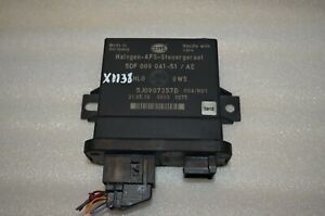 X-1138 SKODA ELECTRONIC CONTROL UNIT 5J0907357B / 5DF009041-51