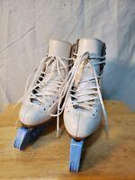 Jackson Figure Skates - Competition Ice Skates - Size 5 B - Mark MK IV Blades