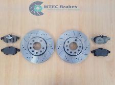 9-3 mk2 1.9 TiD Front Drilled Sport Brake Discs & Pads