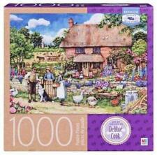 Debbie Cook Farm Cottage Jigsaw Puzzle 1000 pc NIB