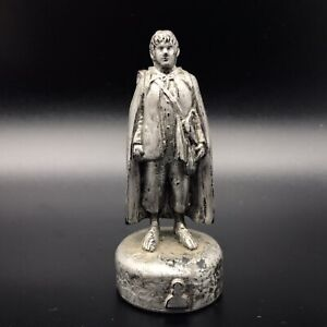 Lord of the Rings Silver Pawn Replacement Piece For Chess Game NLP. Inc
