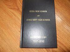 ELYRIA HIGH SCHOOL (Elyria, Ohio)  Alumni Directory 1997-1998
