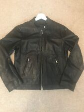 Esprit Leather Jacket Uk 10