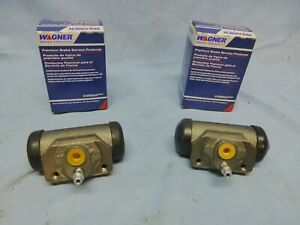 DODGE PLYMOUTH CHRYSLER  WAGNER REAR WHEEL CYLINDERS PN# WC106315 PAIR L+R