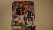 Ty Detmer wins Heisman Trophy - 12/10/1990 -Sports illustrated
