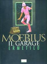 Moebius : Il garage ermetico - Edizione Vertige 2003 - nuovo e perfetto