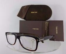 Brand New Authentic Tom Ford Eyeglasses TF5163 Tortoise 56A Frame 55mm 5163