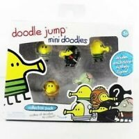 Doodle Jump Mini Doodles Collector pack - New Boxed