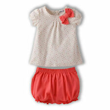 Unbranded Girls` Outfits and Sets 0-24 Months