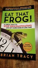 Eat That Frog! The Workbook by Brian Tracy 9781523084708 | Brand New