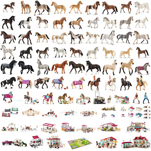 Schleich Horse Club Collection Horse Toy Figures Full Range Of Horses & Playsets