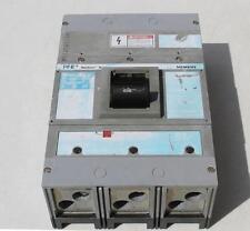 SIEMENS HJD6 3P 400 Amp 600v HJD63F400 Circuit Breaker 60 Day Guarantee  16-002
