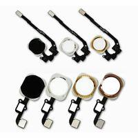 Home Button Sensor Key Flex Cable For iPhone 5/5C/5S/SE/6/6+/6S/6S+/7/7/8/8+