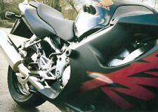 R&G Crash Protectors Classic Style for Honda CBR600 (Alu Frame) (1999 - 2008) BL