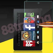 TEMPERED GLASS SCREEN PROTECTOR PROTECTION FOR ALL NEW AMAZON KINDLE FIRE 8 2017