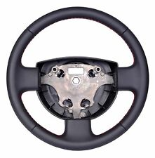 Lenkrad mit Echtlederbezug passend für Ford Fiesta (Lederlenkrad / Tuning F01)
