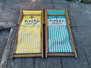 Pipers Crisps deck Chair