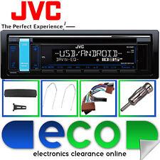 Ford Mondeo MK2 96-2000 JVC Car CD MP3 RDS USB Stereo Player & Full Fitting Kit