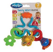 Playgro Twirly Whirl Baby Rattle