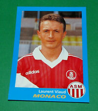 N°221 LAURENT VIAUD AS MONACO LOUIS II PANINI FOOT 96  FOOTBALL 1995-1996
