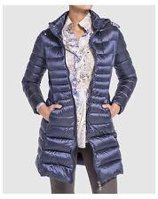 Manteaux et vestes bleu en laine pour femme taille 40