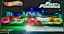 Hot Wheels Fast And Furious Premium Real Riders Culture Edición Coleccionista