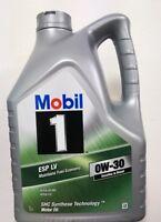 Mobil 1 ESP LV  0W-30 5 Liter - ersetzt Fuel Economy