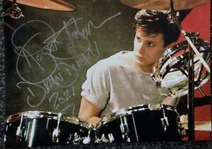 Duran Duran hand signed Photo